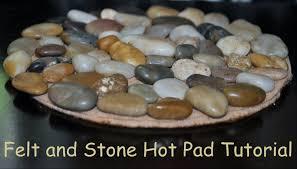felt and stone pad tutorial u2013 crafts 4 boys