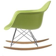 Eames Inspired Rocking Chair Unbranded Wooden Rocking Chairs Ebay