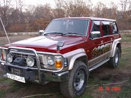 nissan patrol for sale 1996 nissan safari pictures 4200cc diesel automatic for sale