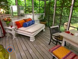 Outdoor Glass Room - how to create an outdoor room hgtv