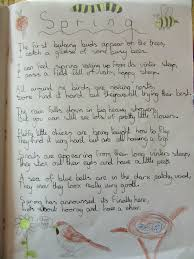 all weather writing paper bug mad girl spring poem for homework this week bug mad girl had to write a poem about a season or the weather she chose spring we re both really looking forward to the weather