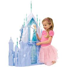 disney frozen elsa ice castle walmart