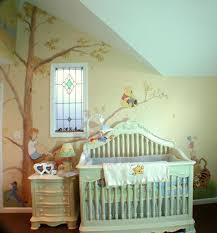Classic Winnie The Pooh Nursery Decor Bedding Classic Winnie The Pooh Nursery Green Ideas For Classic Winnie