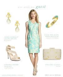 Summer Garden Wedding Guest Dresses - garden wedding guest dress ideas