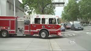 North Bay Fire Hall Ny by Two Injured In San Jose Hotel Fire Cbs San Francisco