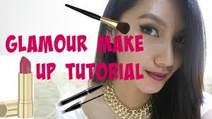 tutorial make up wardah untuk pesta glamour make up untuk pesta kondangan bahasa indonesia youtube