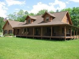 log homes with wrap around porches modish log homes with wrap around porches using wooden porch
