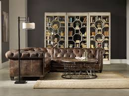 Living Rooms With Dark Brown Leather Furniture Decor Miraculous Benjamin Thomasville Leather Sofa In Brown
