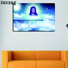 online buy wholesale jesus wall art from china jesus wall art