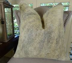 Metallic Cowhide Pillow Accessories Inspiring Animal Prints For Cowhide Pillows And Rugs