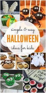 Easy Halloween Party Food Ideas For Kids 184 Best Halloween Ideas Images On Pinterest Halloween Recipe
