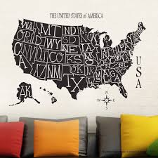 Wall Map Of Usa by Compare Prices On Usa Map Wall Online Shopping Buy Low Price Usa