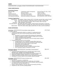 Resume Accounting Examples by Professional Resume Samples Resume Prime