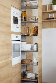 cuisine dans un placard astuces déco cuisine mais grandes idées http