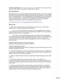 summary resume exles vibrant idea summary of qualifications resume exle 8 exles