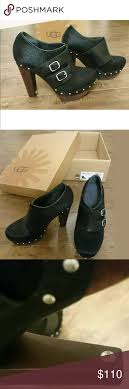 ugg flash sale flash sale ugg lllana black calf booties ankle boots