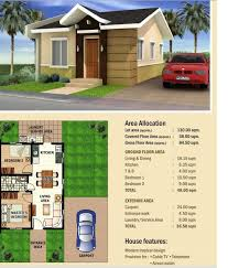 2 bedroom bungalow house plans philippines
