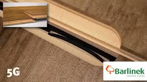 Valinge Laminate Flooring Barlinek Barlock System 5gc Youtube