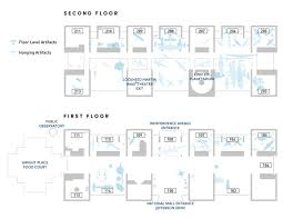 Floor Plan Web App Floor Plan U0026 Guides National Air And Space Museum