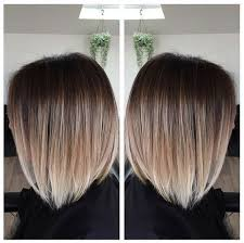 ombre for shorter hair 60 trendy ombre hairstyles 2017 brunette blue red purple