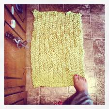 Rag Rugs For Kitchen 92 Best Knitted Rag Rugs Images On Pinterest Rag Rugs Rug