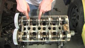 cylinder head 101 remove cams rockers u0026 lifters youtube