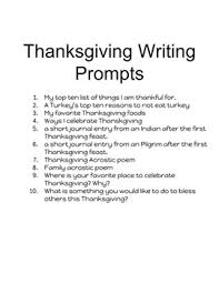 grade thanksgiving writing prompts and disguise a turkey activitiy