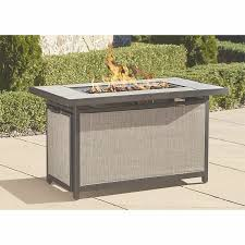 outdoor amazing gas fire table canada propane fire pit patio