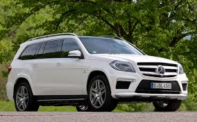 mercedes benz jeep 2013 mercedes benz gl63 amg debuts with 550 hp twin turbo v 8
