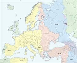 Time Map Europe Time Map U2022 Mapsof Net