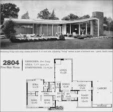 modern floor plans for homes c 1960 mid century california modern house plan better homes