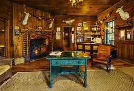 cabin themed living room u2013 decoration