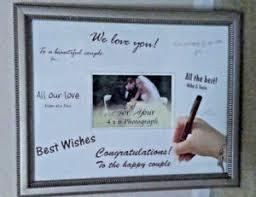 wedding signing frame wedding signature frame guest book alternative picture frame