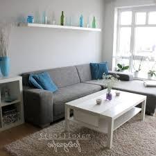 Wohnzimmer Dekoration T Kis Türkise Wandgestaltung