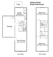 villa floor plans pointe center villa floor plans