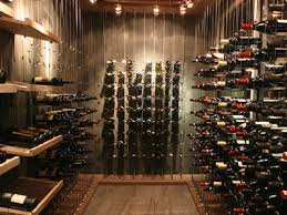 Wine Cellar Edmonton - wine racking canada wire wine display racks by cable wine systems