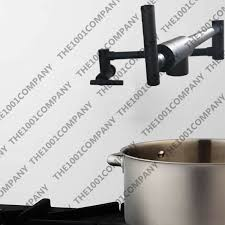 kitchen wall faucet bagnolux solid brass kitchen wall mount pot filler faucet swivel