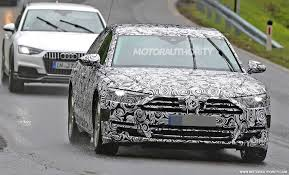 audi a8 to be first with u0027level 3 u0027 self driving capability but