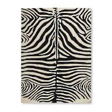 Zebra Outdoor Rug Zebra Print Outdoor Rug Frontgate