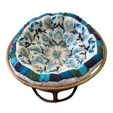 papasan chair cover papasanair cushion wayfair furniture best together blue