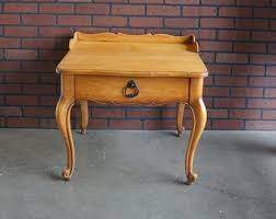 Drexel End Table cottage end table etsy