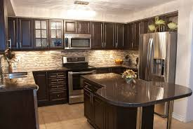 Out Kitchen Designs White Appliances With Stainless Steel Handles Best Backsplash For