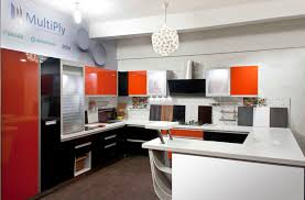multiply modular kitchen display at our showroom