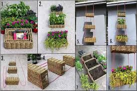 hanging planter diy diy project