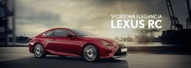 lexus rc 200t cena nowy rc u2013 ucieleśnienie dynamiki i wyrafinowania lexus
