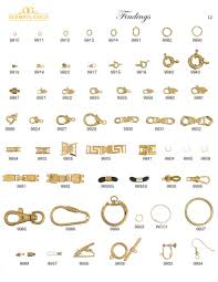 bracelet clasps gold images Online wholesale fashion jewelry perma gold findings olympia gold jpg