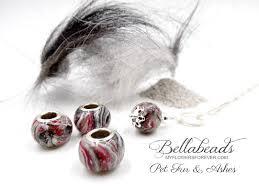 bead bracelet charm images Flower petal jewelry memorial beads memory gifts flowers forever jpg