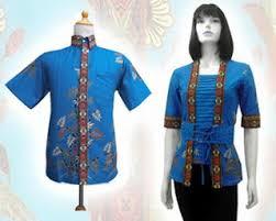 desain baju batik halus dress batik solo terbaru motif indah 2014 desain model baju batik