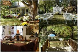 outdoor wedding venues in nc outdoor weddings at maples farmhouse stable in waynesville