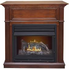 cool natural gas corner fireplace vent free home design wonderfull